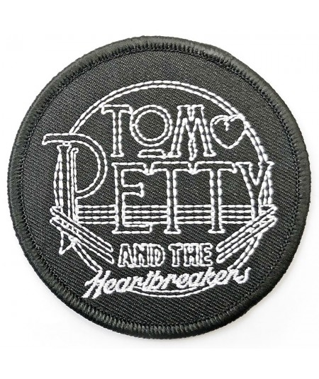 Patch Tom Petty & The Heartbreakers: Circle Logo