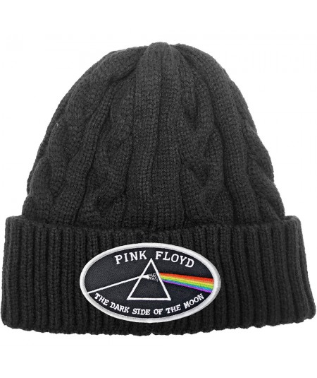 Caciula Pink Floyd: The Dark Side of the Moon White Border