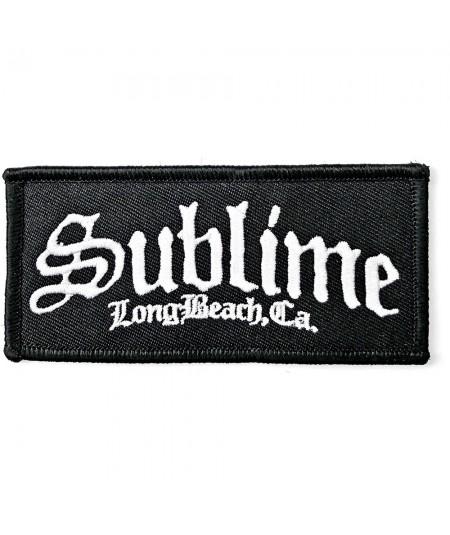 Patch Sublime: C.A. Logo