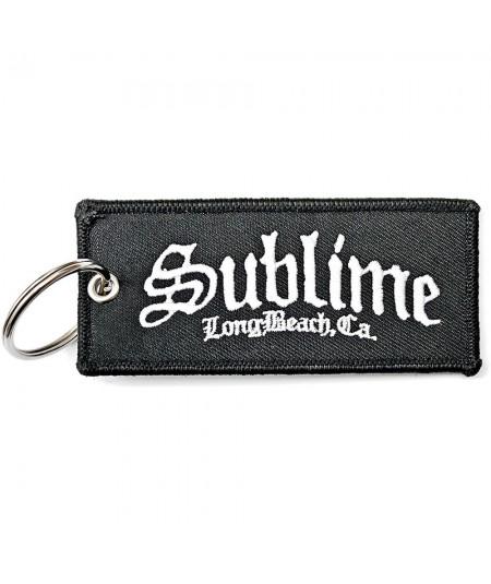 Breloc Sublime: C.A. Logo