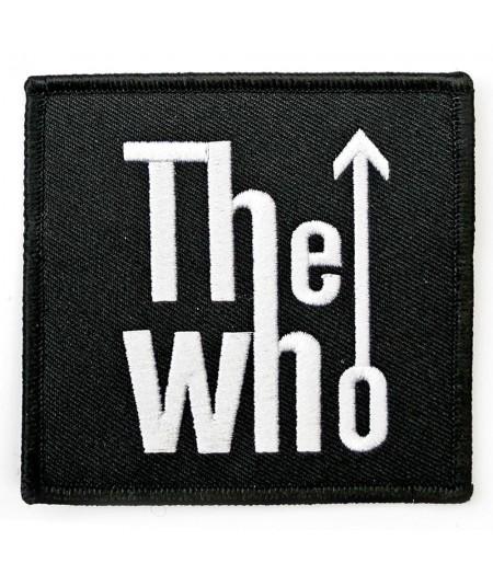 Patch The Who: Arrow Logo