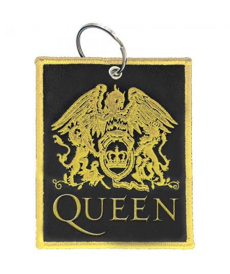 Breloc Queen: Classic Crest