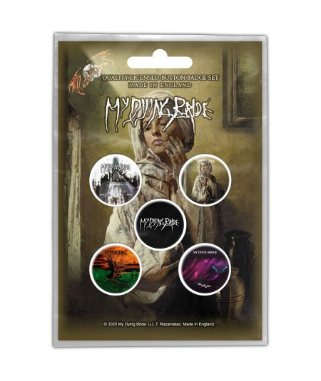 Set Insigne My Dying Bride: The Ghost of Orion