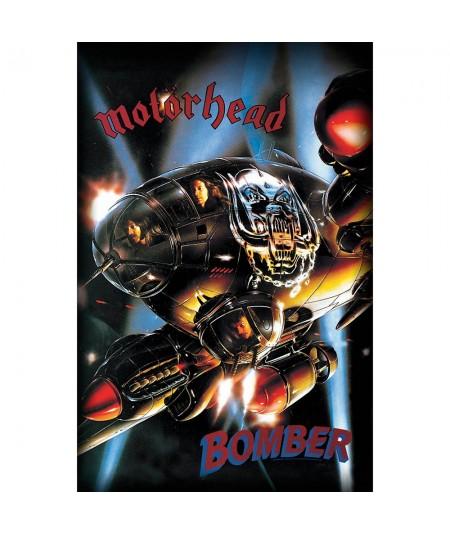 Poster Textil Motorhead: Bomber