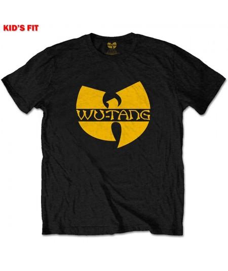 Tricou Copil Wu-Tang Clan: Logo