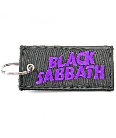 Breloc Black Sabbath: Wavy Logo