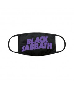 Masca Black Sabbath: Wavy Logo