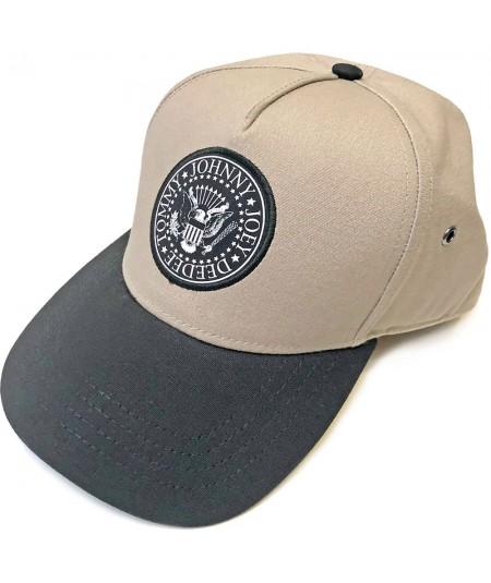 Sapca Snapback Ramones: Presidential Seal
