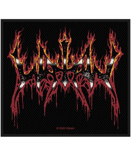 Patch Watain: Flaming Logo