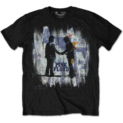 Tricou Pink Floyd: Wish You Were Here Painting (Editie Speciala)