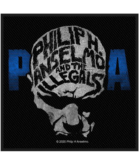 Patch Philip H. Anselmo & The Illegals: Face