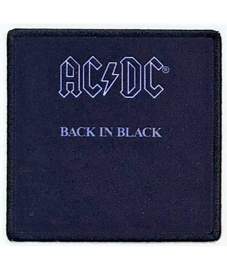 Patch AC/DC: Back In Black