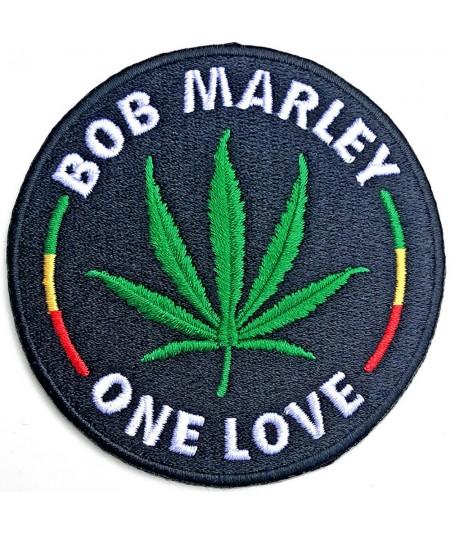 Patch Bob Marley: Leaf