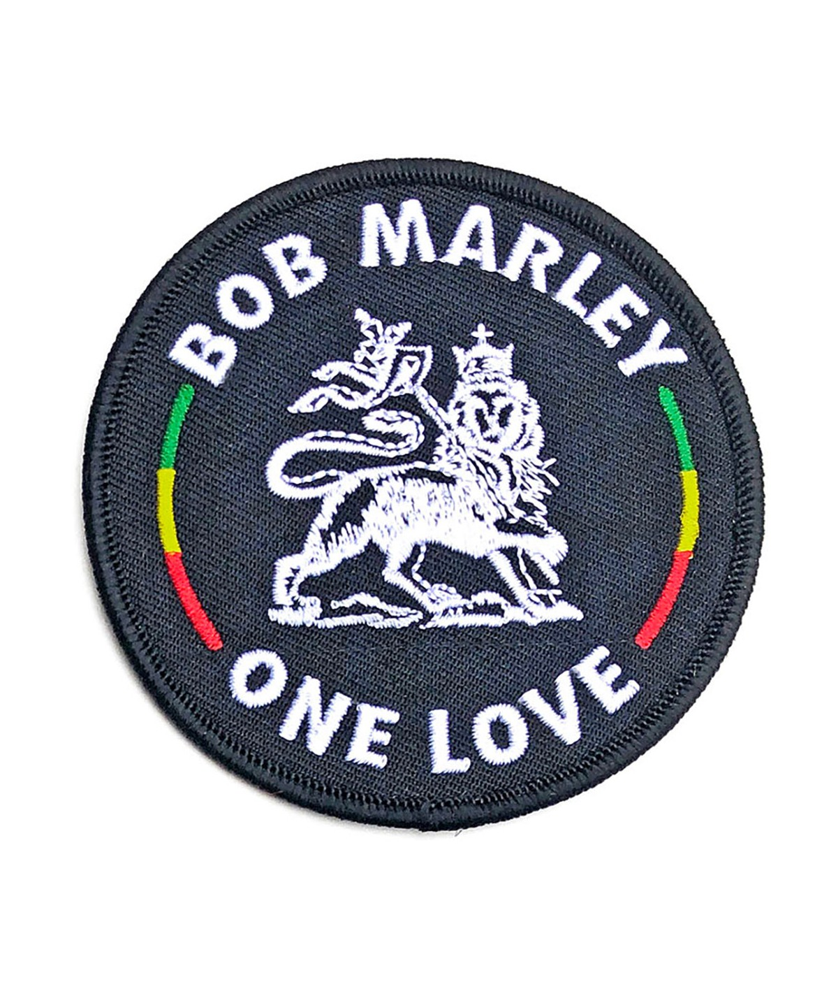 Patch Bob Marley: Lion
