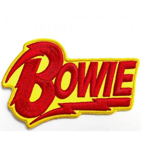 Patch David Bowie: Diamond Dogs 3D Logo
