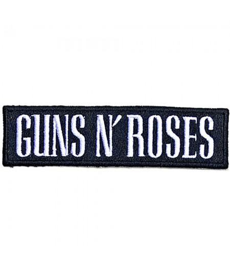 Patch Guns N' Roses: Text Logo