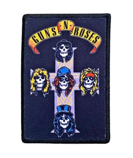 Patch Guns N' Roses: Nightrain Cross