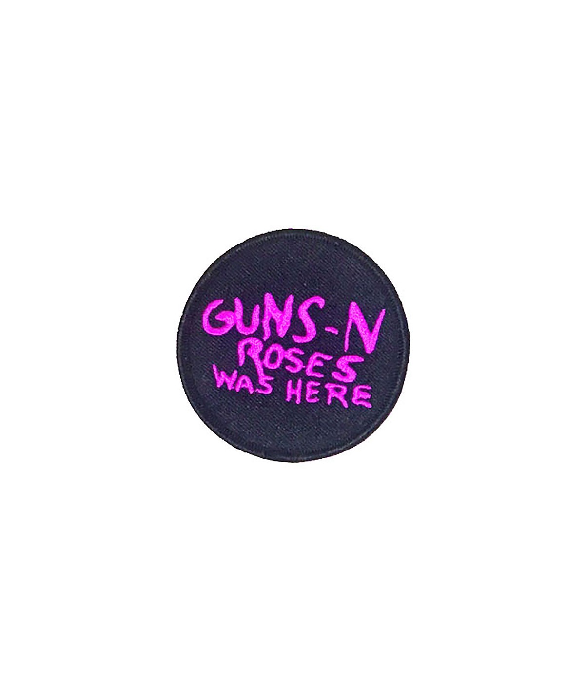 Patch Guns N' Roses: Was Here