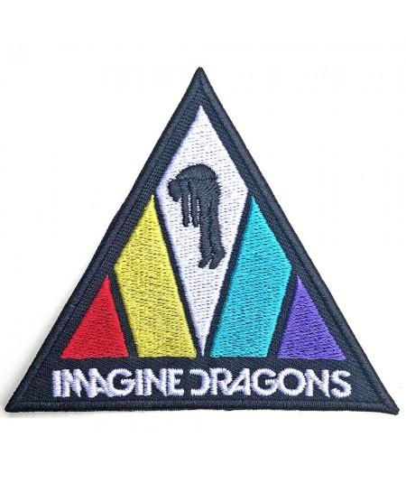 Patch Imagine Dragons: Triangle Logo