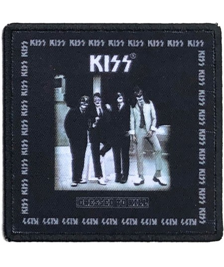 Patch KISS: Dressed To Kill
