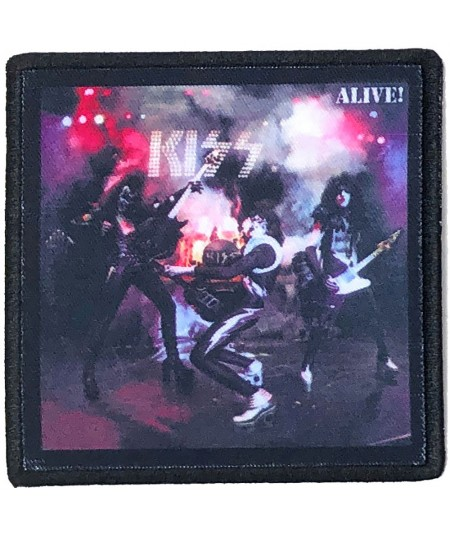 Patch KISS: Alive!