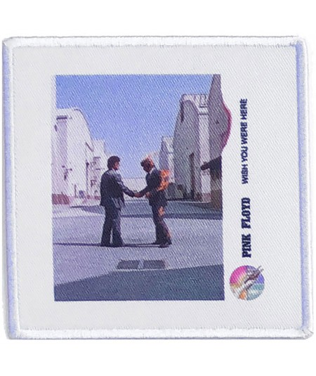 Patch Pink Floyd: Wish You Were Here Vinyl