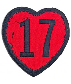 Patch The Sex Pistols: 17 Heart