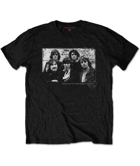 Tricou Unisex Pink Floyd: The Early Years 5 Piece