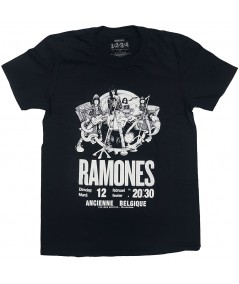 Tricou Unisex Ramones: Belgique