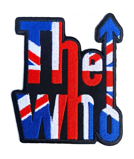 Patch The Who: Union Jack
