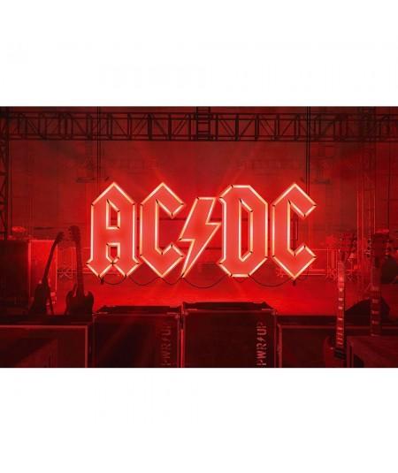 Poster Textil AC/DC: PWR-UP