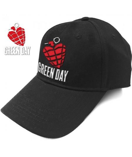 Sapca Green Day: Grenade Logo