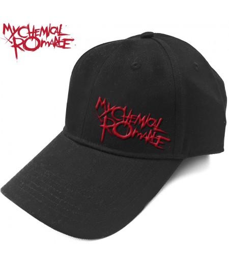 Sapca My Chemical Romance: Black Parade Logo