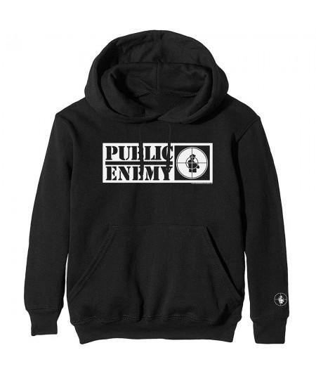 Hanorac Public Enemy: Crosshairs Logo