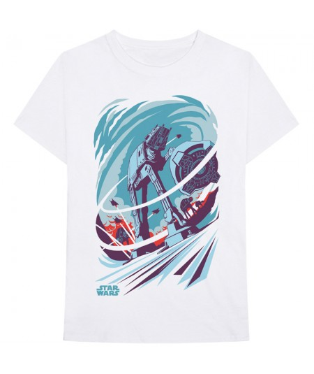 Tricou Unisex Star Wars: AT-AT Archetype