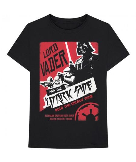 Tricou Unisex Star Wars: Darth Rock Two