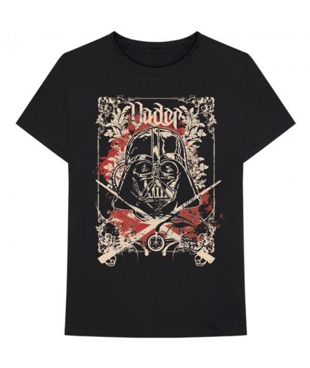 Tricou Unisex Star Wars: Vader Décor
