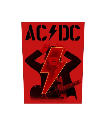 Back Patch AC/DC: PWR-UP
