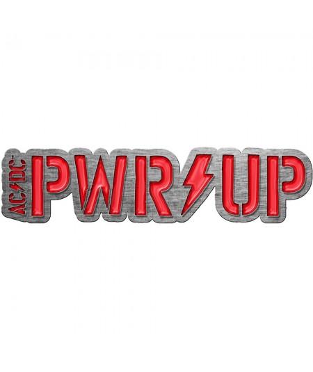 Insigna AC/DC: PWR-UP