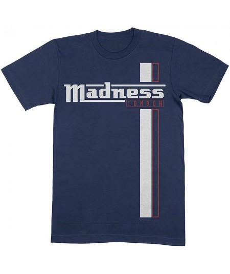 Tricou Unisex Madness: Stripes
