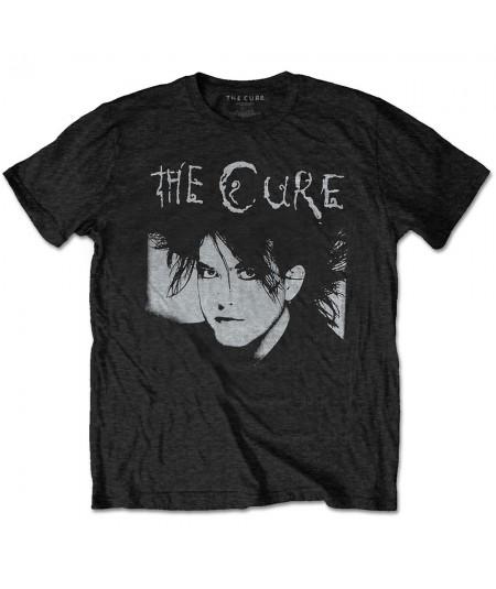 Tricou Unisex The Cure: Robert Illustration