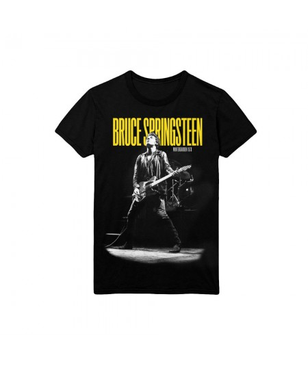 Tricou Unisex Bruce Springsteen: Winterland Ballroom Guitar