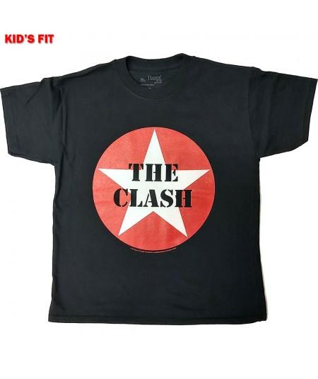 Tricou Copil The Clash: Classic Star