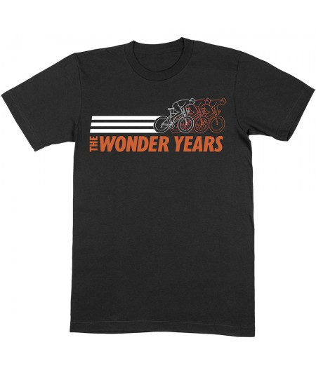 Tricou Unisex The Wonder Years: Cycle