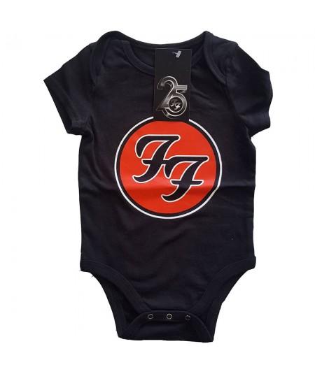 Body Bebelus Foo Fighters: FF Logo