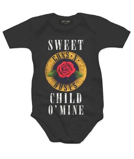 Body Bebelus Guns N' Roses: Child O' Mine Rose