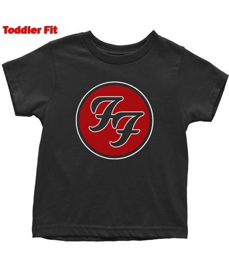 Tricou Copil Foo Fighters: FF Logo