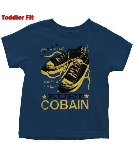 Tricou Copil Kurt Cobain: Laces