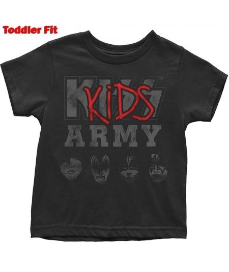 Tricou Copil KISS: Army