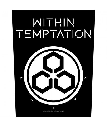 Back Patch Within Temptation: Unity